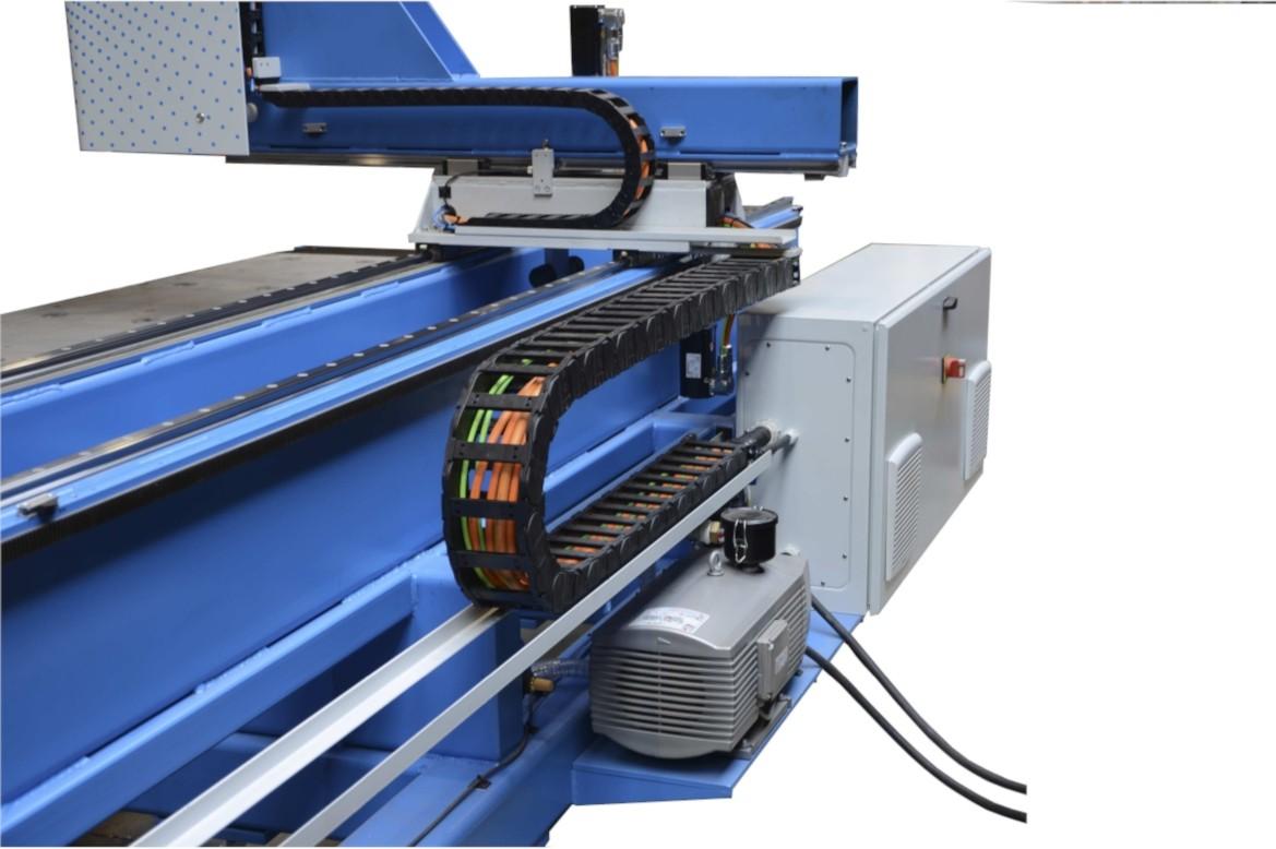 Défonceuse CNC Pouwels 380 Sensio - 2
