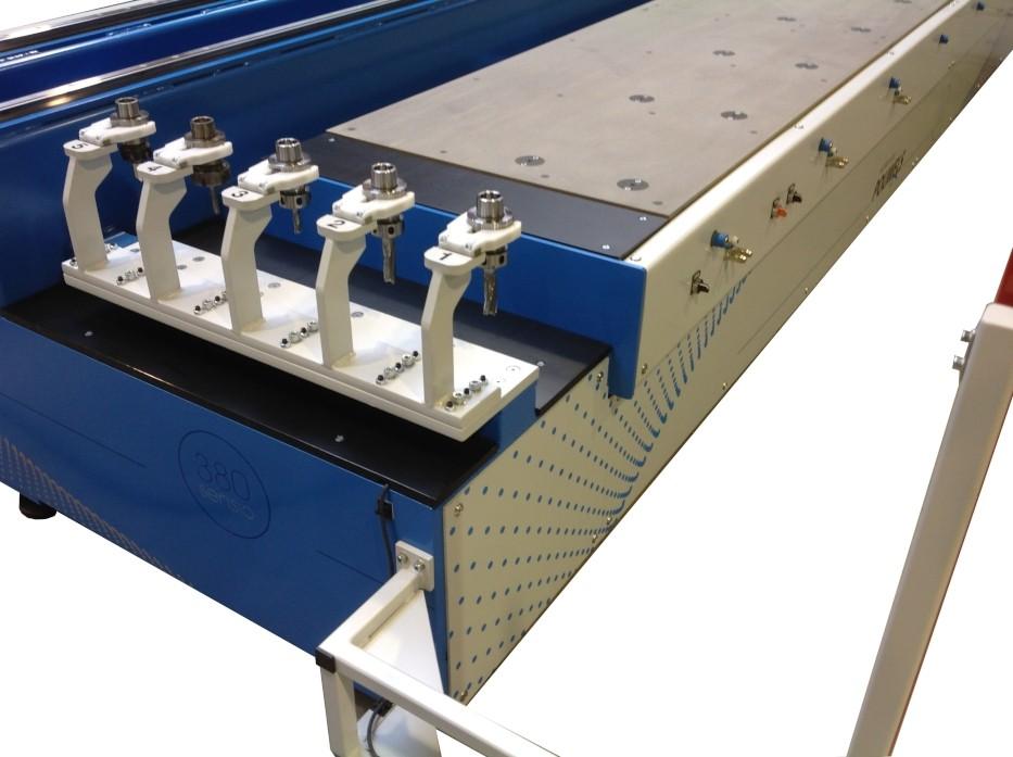 Défonceuse CNC Pouwels 380 Sensio - 3