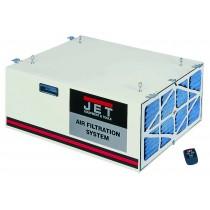JET AFS-1000B 230V Système de filtration d'air - Flux