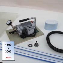 Kit - pompe - poche 1500 x 3000 - auto